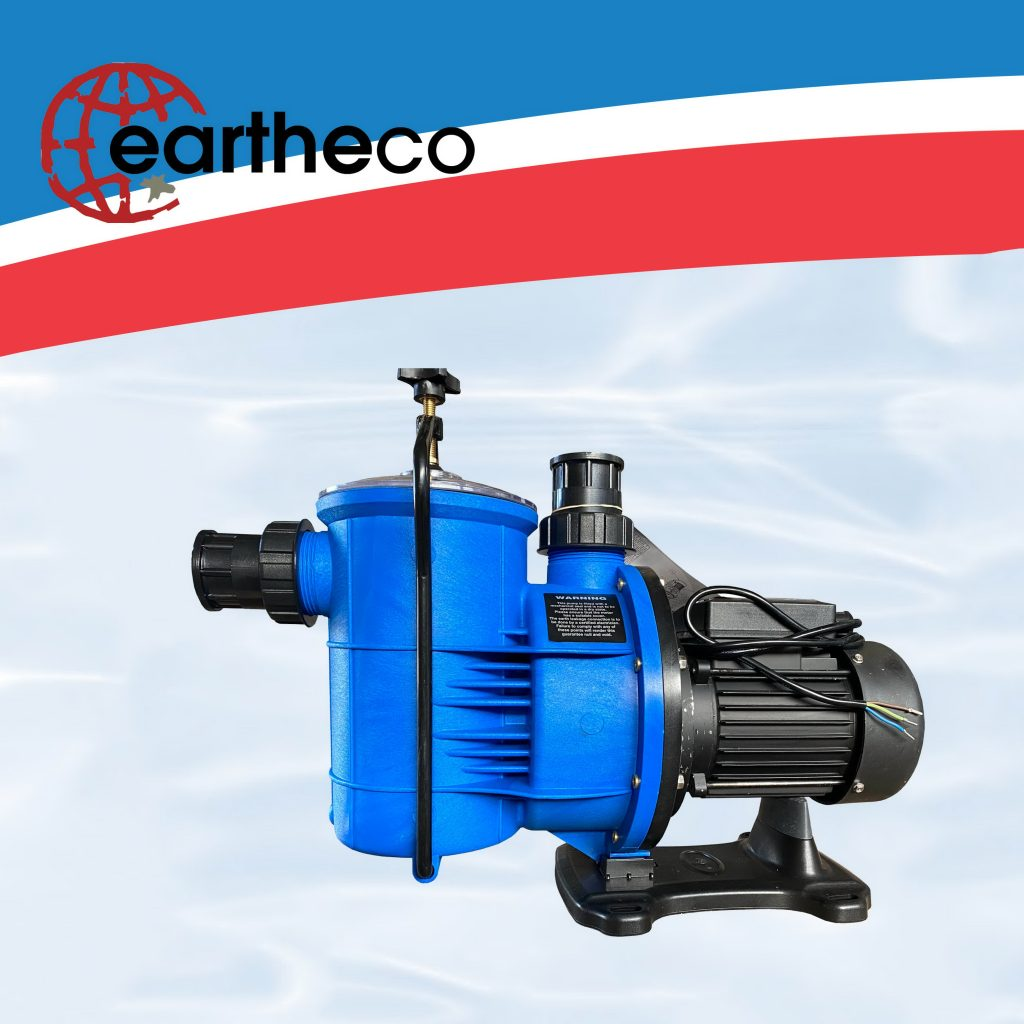 Eartheco E-Que Pump Blue