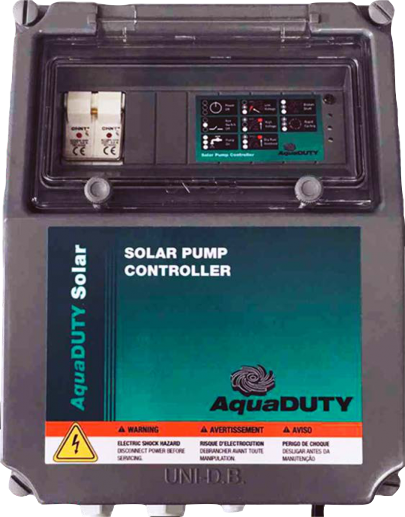 Solar pool pump kit controller