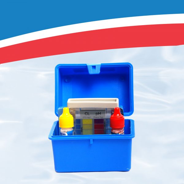 2 in 1 Pool Water Test Kit