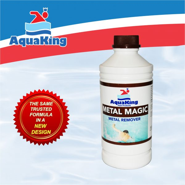 AquaKing Metal Magic