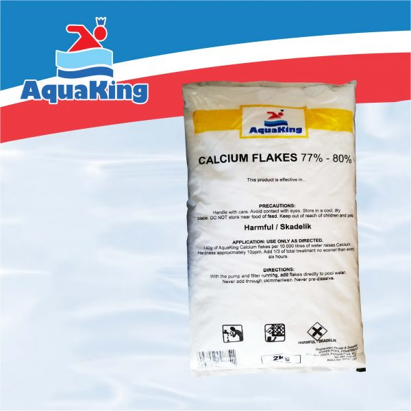 AquaKing Calcium Flakes