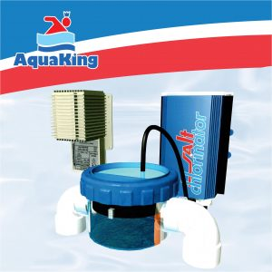 AquaKing Salt Chlorinator