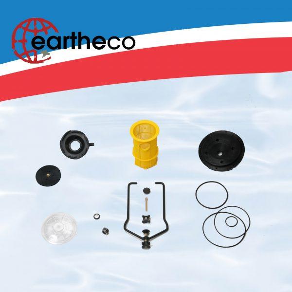 Eartheco Parts for E-Que Pump