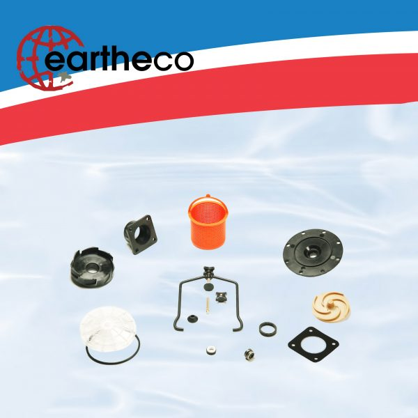 Eartheco Parts for Rapid Pump