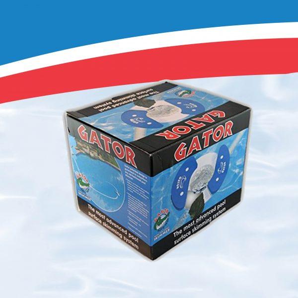 Gator In-Line Skimmer