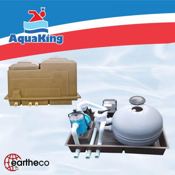 Pump & Filter Combi Unit