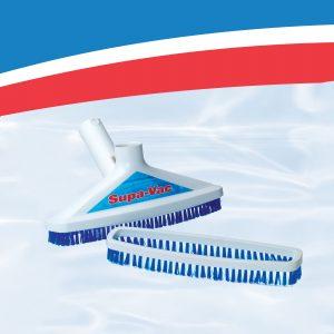 Sweeper SupaVac with Brush