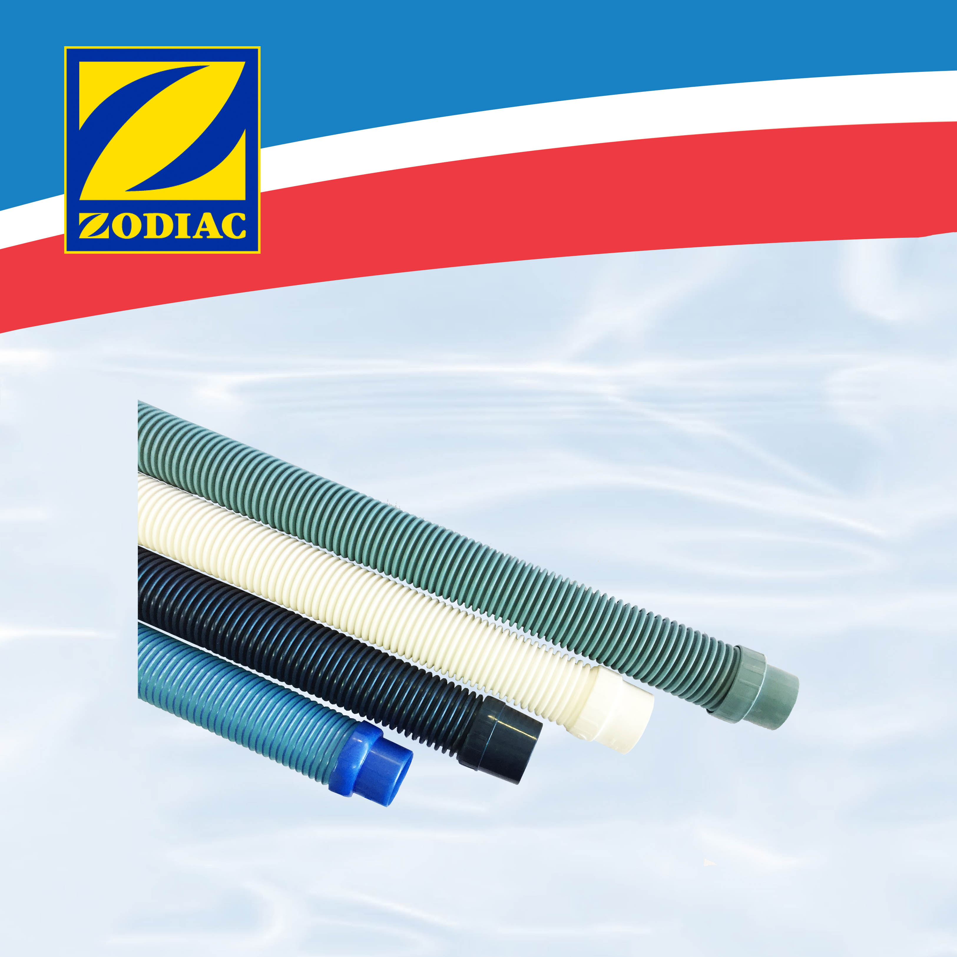 Zodiac Pool Cleaner Hose 1 2m Standard Hyper Pool Group