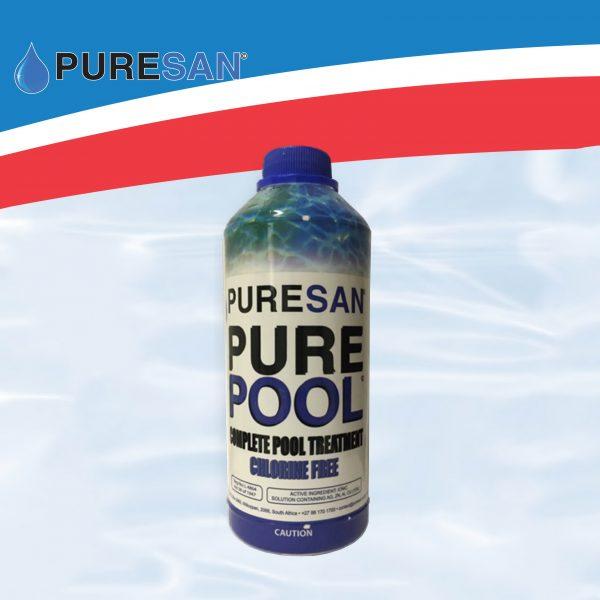 Pure Pool Chlorine Free Pool Treatment
