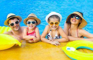 Swimming Pool Family Fun