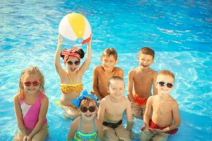 Swimming Pools Kids Fun