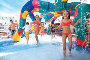 Swimming Pool Kids Fun