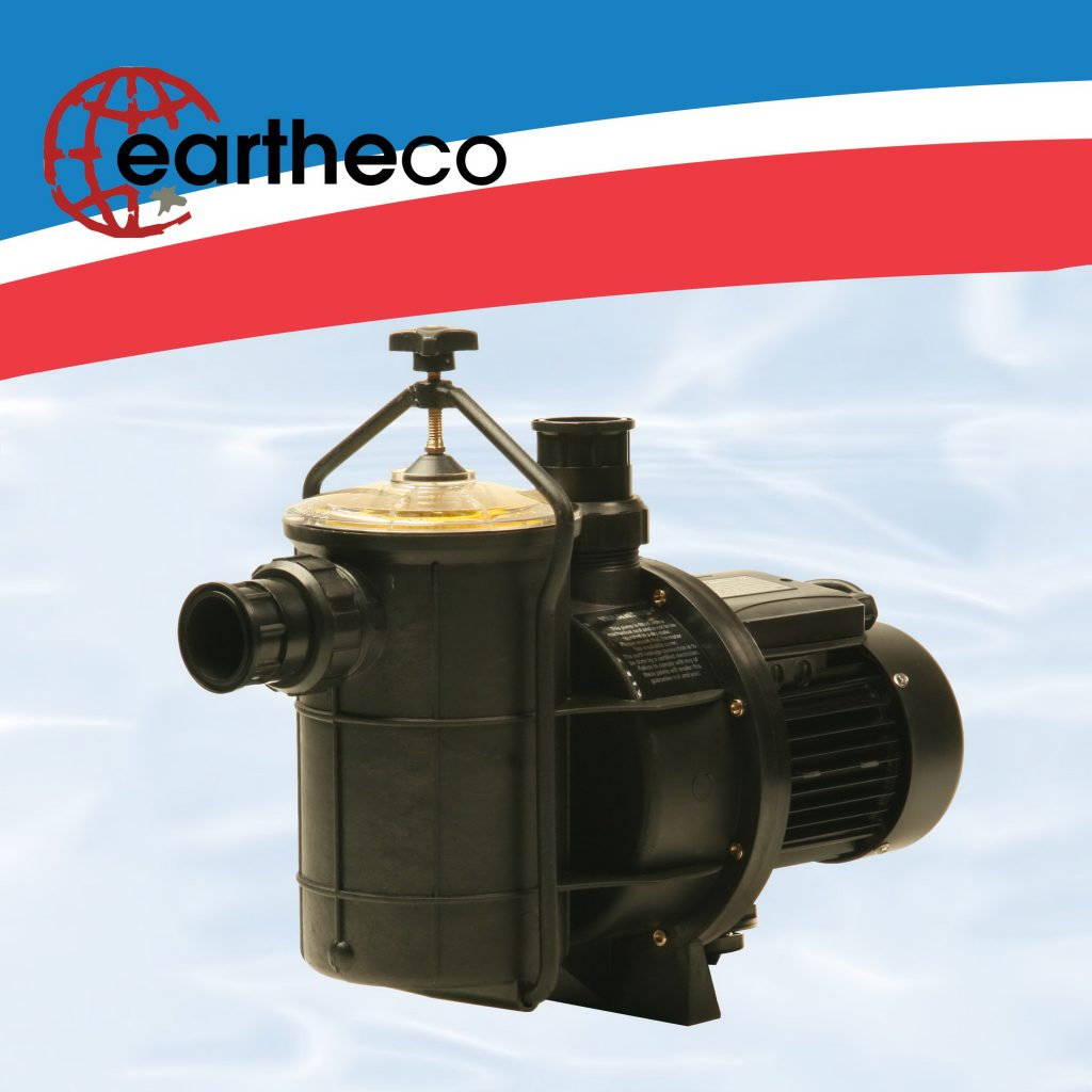 Eartheco E-Que Pool Pump