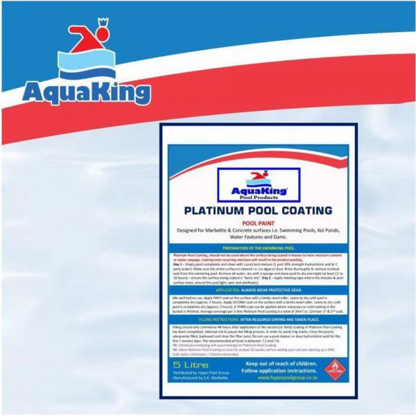 Platinum Pool Coating