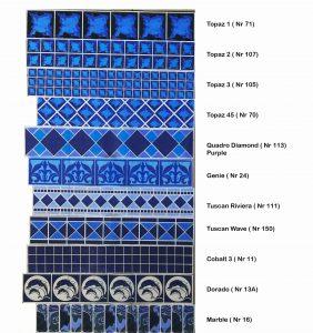 Standard Tissue Mosaics