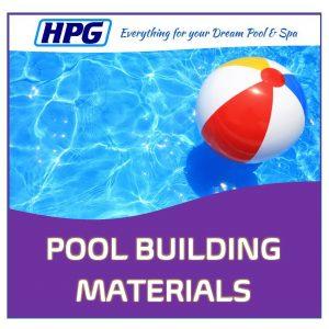 Pool Building Materials