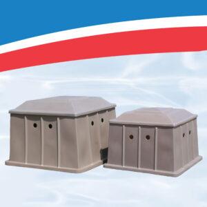 Pump Box - Square