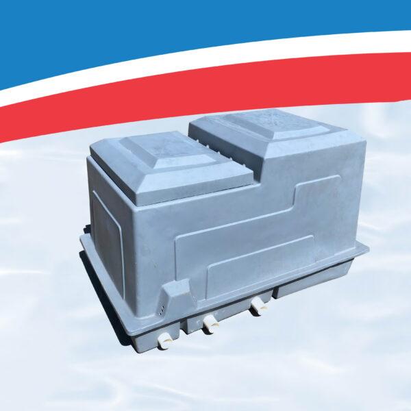 Pump Box with Base